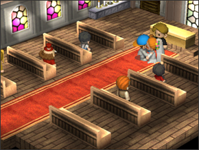 Girls | Harvest Moon: Back to Nature Guide