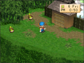 Crops and Wild Plants | Harvest Moon: Back to Nature Guide