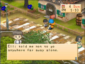 Stu | Harvest Moon: Back to Nature Guide