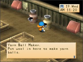 The Yarn Maker
